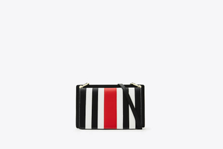 4749 Red Nautical Crossbody Bag