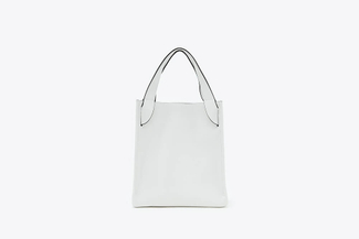 SB-D078 Beige Nautical Oversized Tote Bag